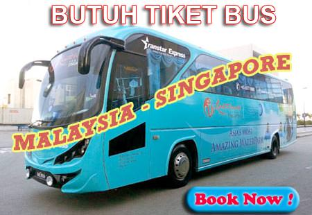 booking bis malaysia singapore