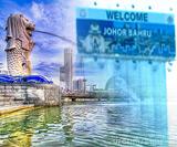 4 Hari Keliling Johor Bahru dan Singapore