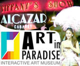Art In Paradise, Central Centre Pattaya dan Cabaret Show #Day 2