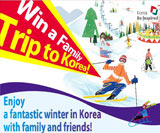 Win A Family Trip to Korea