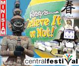 Mini Siam, Central Festival, Restoran Robot #Day 3