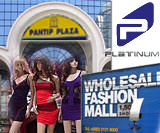 Baiyoke Sky, Platinum Fashion Mall, Pantip Plaza #Day 5