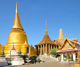 Wat Phra Kaew dan Grand Palace #Day 6