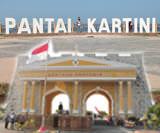 Pantai Kartini, Kura-kura Ocean Park, Benteng Portugis #Day 1